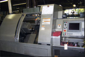 CNC Machine Shop | Rus Industries